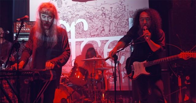 ACID MOTHER'S TEMPLE  & THE MELTING PARAISO U.F.O.
