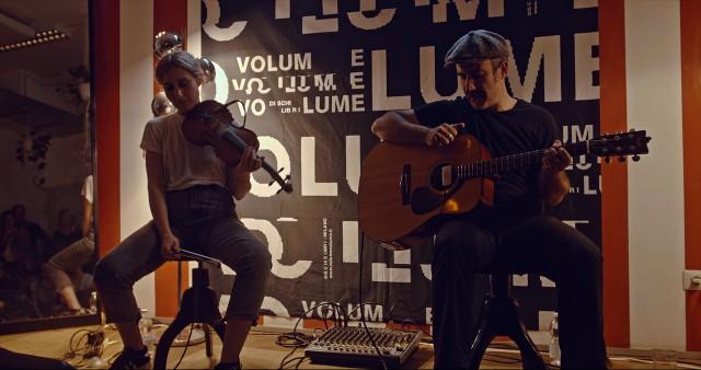 MAURIZIO ABATE & LUCIA GASTI