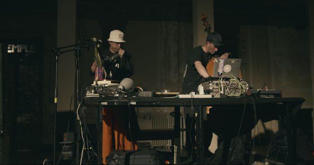MAXWELL STERLING & KENICHI IWASA